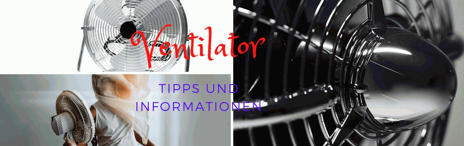 Ventilator Kaufen ++ Ratgeber ++ Vergleich